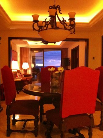 Grand Solmar Land's End Resort & Spa: our room