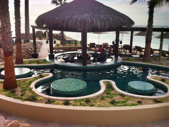 Grand Solmar Land's End Resort & Spa: where I ate breakfast