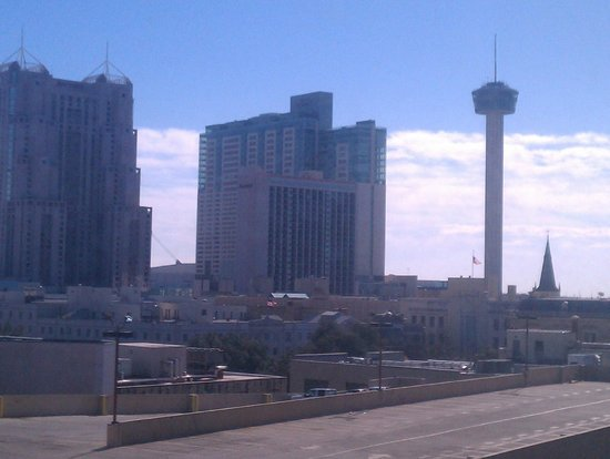 TownePlace Suites San Antonio Downtown: Tower of Americas