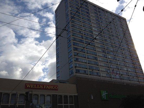 Holiday Inn San Francisco Golden Gateway: Foto del frente del hotel