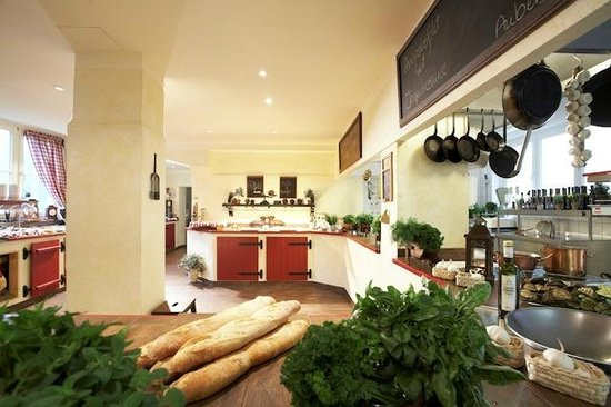 Wesenberg, Germany: Country Kitchen