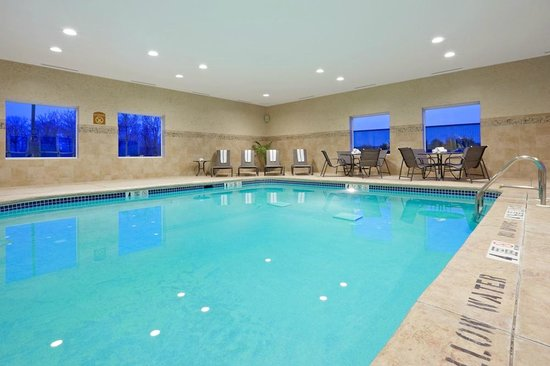 Holiday Inn Express Hotel & Suites West Long Branch: Heated Indoor Pool