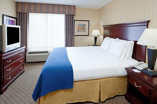 Holiday Inn Express Hotel & Suites West Long Branch: King Room