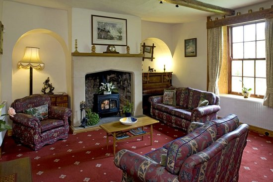 Old Presbytery Guest House: Guest only lounge
