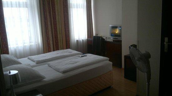 Novum Hotel Congress Wien am Hauptbahnhof: Room 314