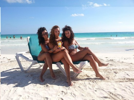Catalonia Playa Maroma: minimo protezione 30