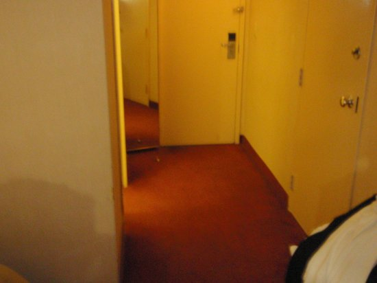 Water Damage Wall Picture Of Howard Johnson Hotel Amp Conf