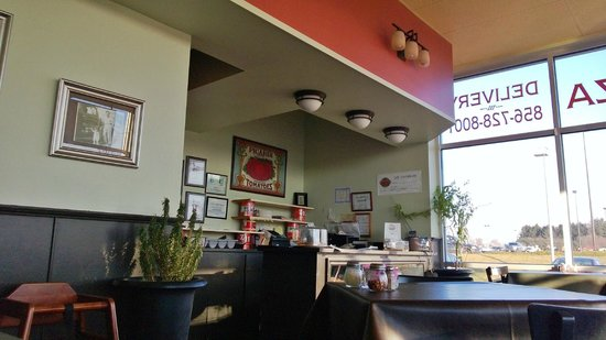 Jake's Restaurant: Counter