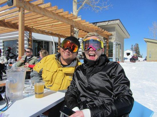 Utah Mountain Resort Tours : Rehydrate often.