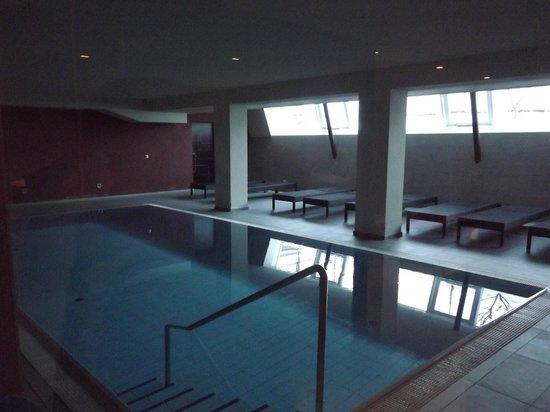 Hotel Krondlhof : piscina coperta