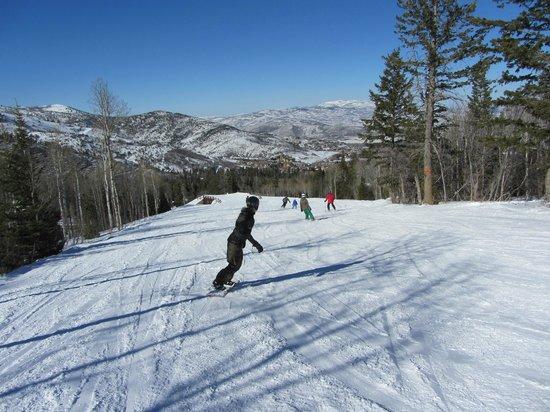 Utah Mountain Resort Tours : Canyons Resort, Park City