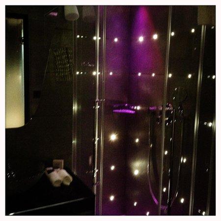 بلاتين هوتل: il bagno 