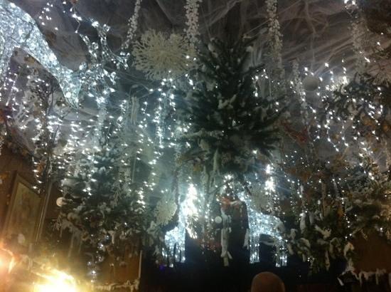 Natale decorazione soffitto : Decorazioni Per Soffitto : le decorazioni sul soffitto per natale ...