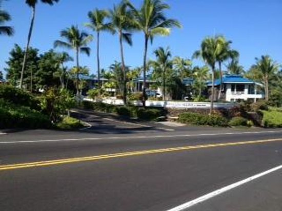 Holua Resort at The Mauna Loa Village: Entrance