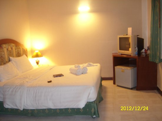Thipurai City Hotel: Single bedroom