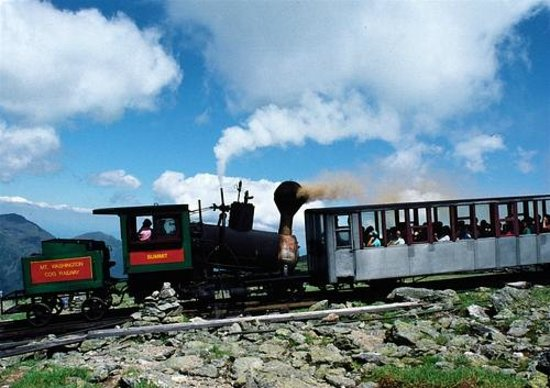 Four Seasons Motor Inn : Mount Washington Cog Railway