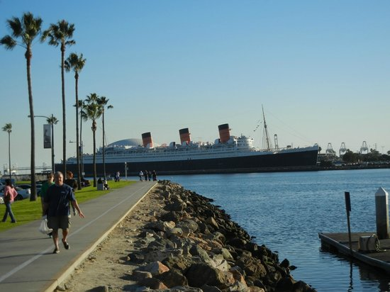 Hyatt Regency Long Beach : Queen Mary
