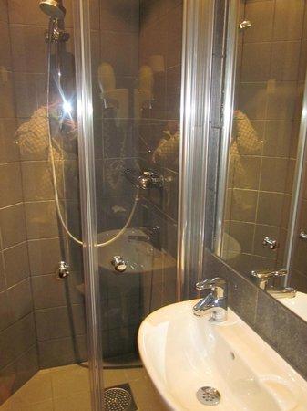 Rex Hotel: Bagno