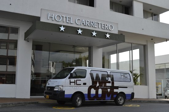 Hotel Carretero : Transfer aeropuerto - hotel - aeropuerto