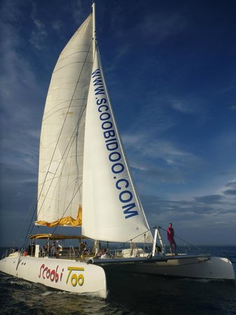 Scoobidoo: Sailing Yes..!..