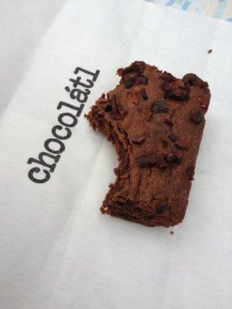Chocolatl: chocolate brownie