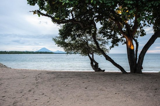 The Oberoi, Lombok: The beach
