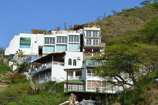باهيا تاجانجا هوتل: Hotel Bahia Taganga