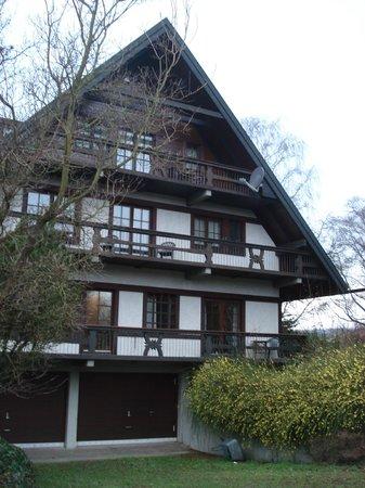 Gastehaus Obsthof : L'albergo