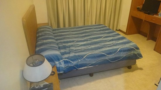 Residencias Miramar Suites: Quarto 