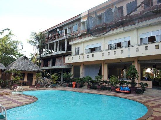 Kim Hoa Resort: Third floor added