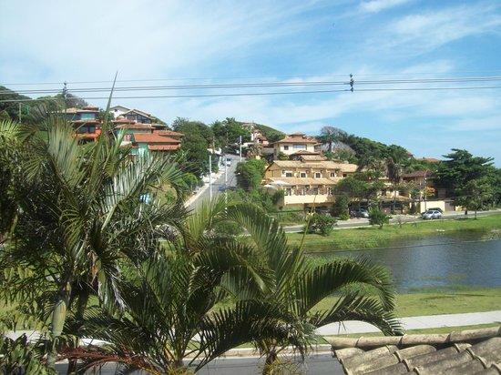 Pousada Aguas Claras Buzios: Vista de la hab 504