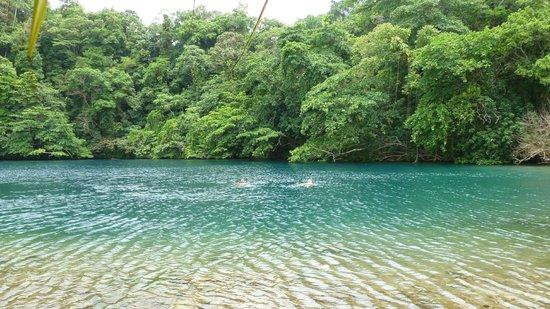 Moon San Villa: Another Blue Lagoon
