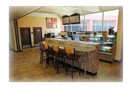 University Hotel at Sam Houston State: CJava Cafe