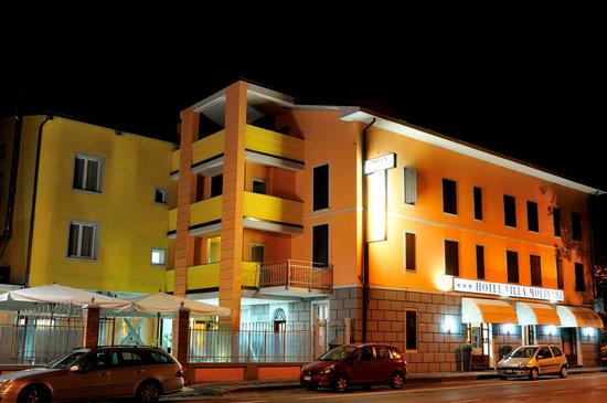 Hotel Villa Molinari: Ingresso