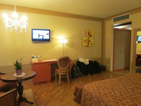 San Luca Palace Hotel: Bedroom