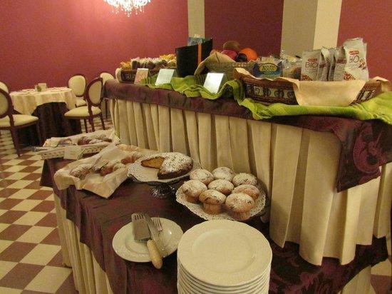 San Luca Palace Hotel: Breakfast