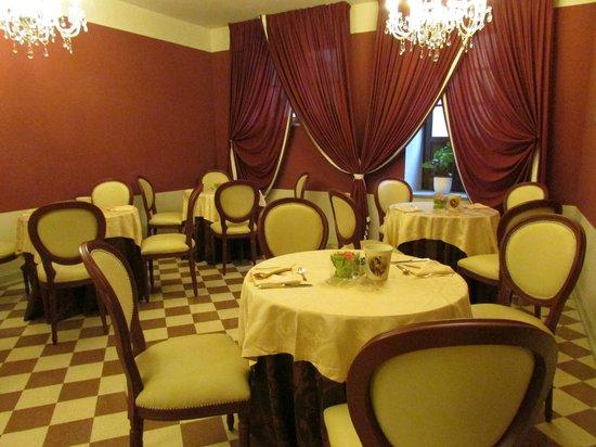 San Luca Palace Hotel: Dining Rooms