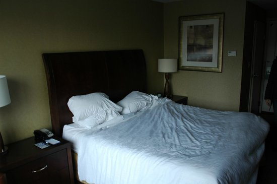 Hilton Garden Inn New York/Tribeca: Bed