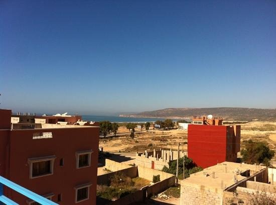 Riad Imourane : the amazing view from the terrace