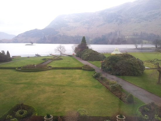 Inn on the Lake: lake view