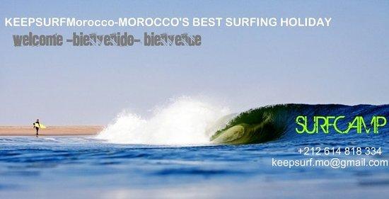 Keep Surf Morocco : keepsurf