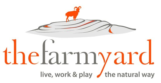 The Farmyard: Our farmyard Logo