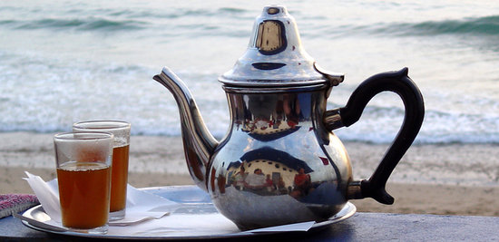 Keep Surf Morocco : tea morocain'