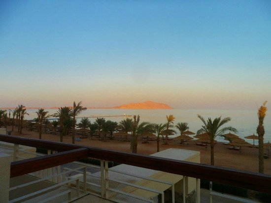 Coral Sea Sensatori - Sharm El Sheikh: view from our balcony (1306)