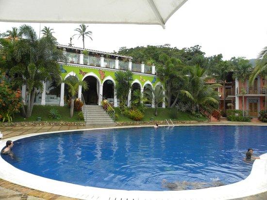 DPNY Beach Hotel & Spa: Piscina do hotel
