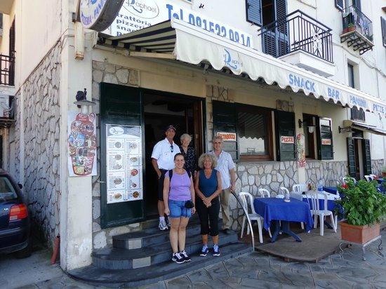 Restaurant Le Napoli St Raphael