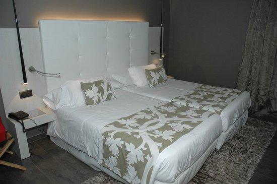 Hotel Bringue: Cama