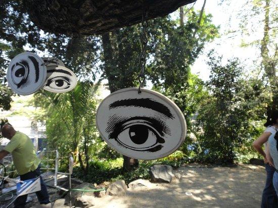 Σαντιάγκο, Χιλή: o olho de Neruda nos jardins de La Chascona