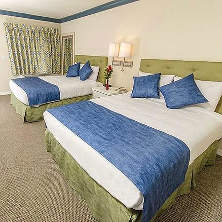 Quality Inn Maingate West: Guestroom