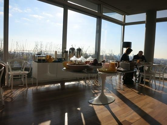 The Standard, East Village: Penthouse Brunch